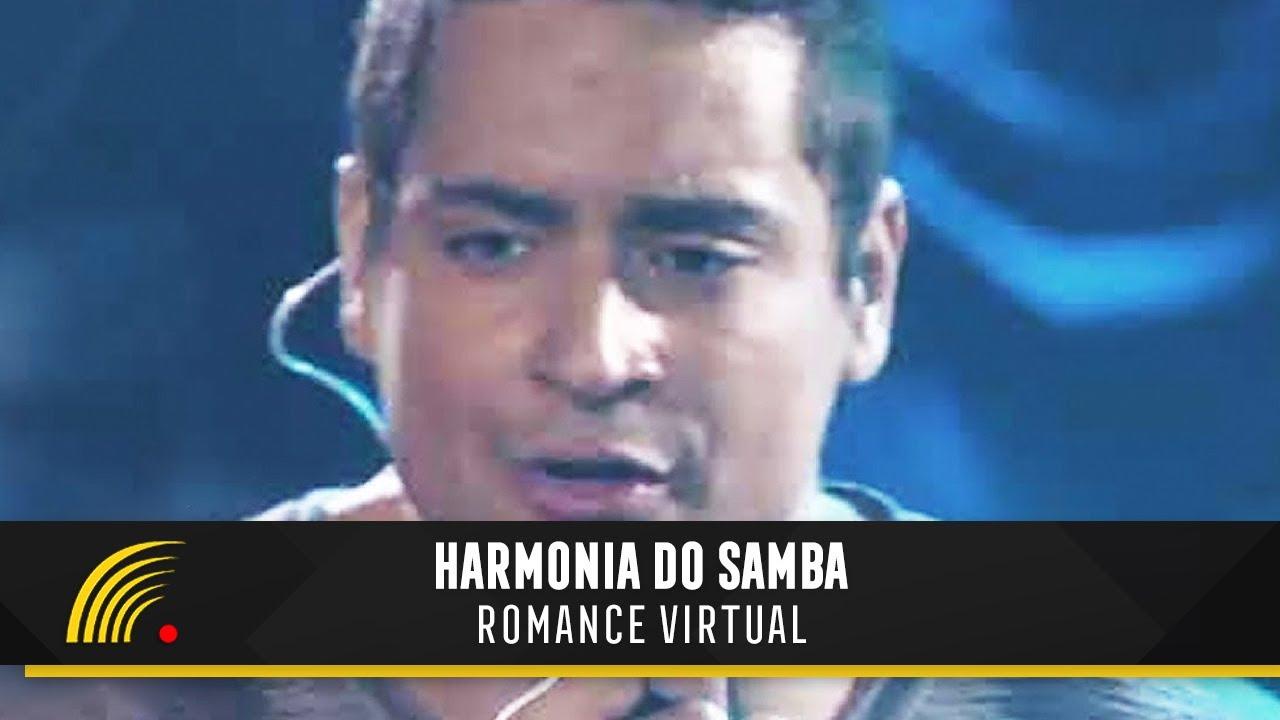 DE ROMANTICO HARMONIA DO DVD BAIXAR SAMBA