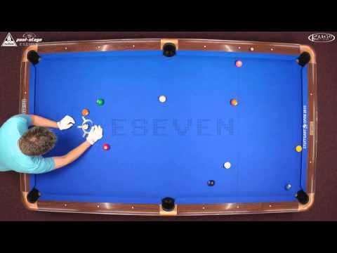 Stuttgart Open 2015, No. 16, Daniel Müller vs. Thore Sönksen, 10-Ball, Pool-Billard