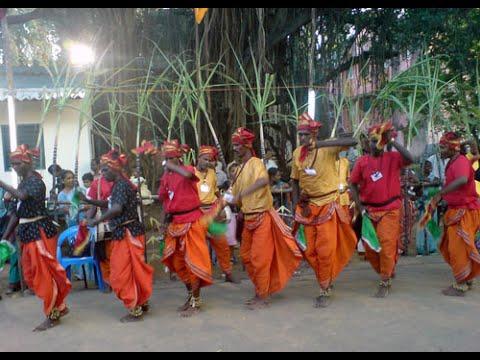 Thevar attam - Krishnancoil