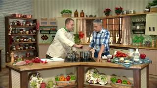 видео Венгерский суп Халасле