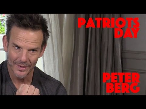 DP30: Patriot's Day, Peter Berg