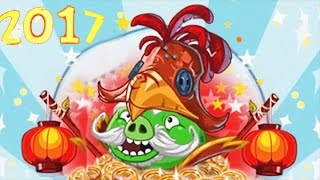 Angry Birds Epic RPG - New Chinese Year Rooster Event and New Elite Treasure Hunter New Dungeon