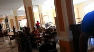 Iberostar Laguna Azul 2014 | Main Entrance, Lobby, Bar, Balcony, & Restaurant