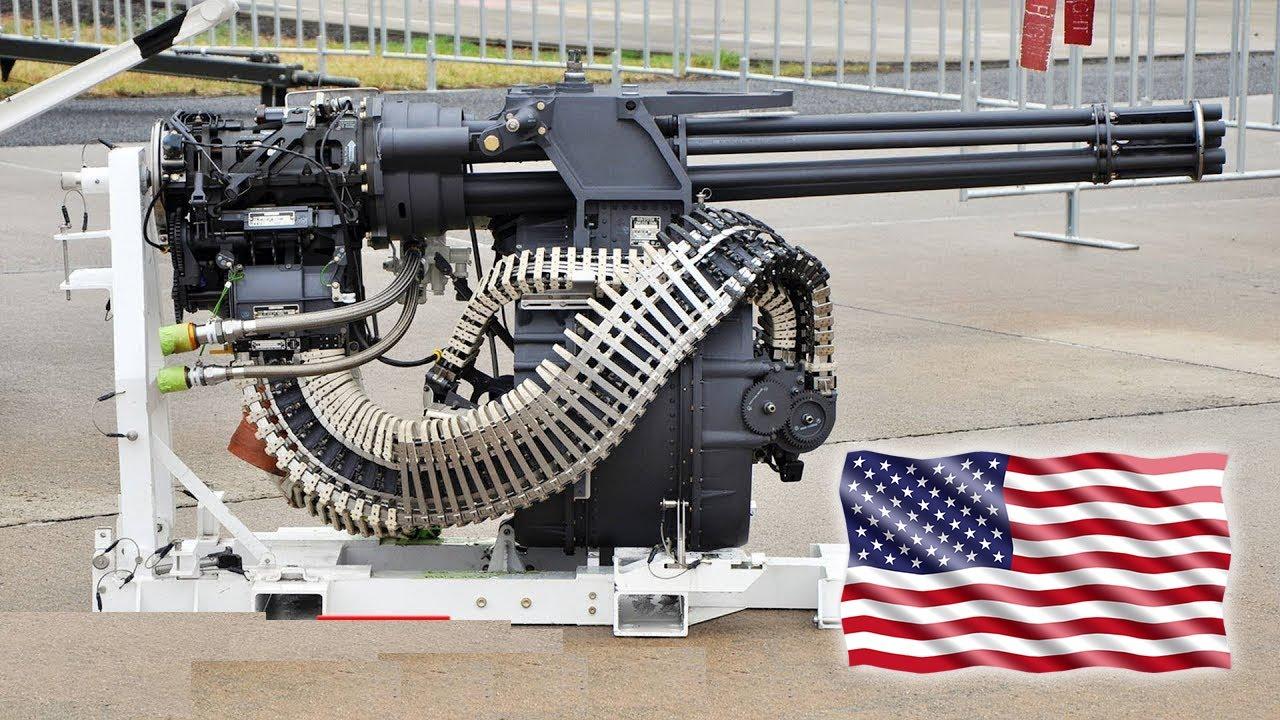 5 أسلحة تمكن الجيش الأمريكي من تصدر أقوى جيوش العالم !