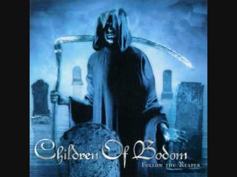 Children Of Bodom Hate me!