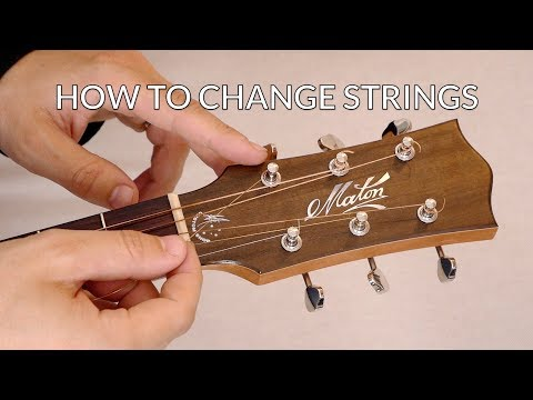 how-to-change-your-acoustic-guitar-strings