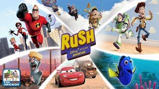 Rush: A Disney-Pixar Adventure - Experience the Thrills of each Pixar World (Xbox One Gameplay)