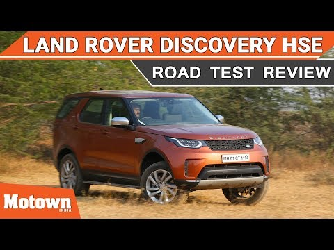Land Rover all-new Discovery | Road Test Review