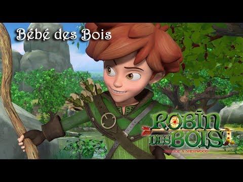 ROBIN DES BOIS - Bébé des Bois