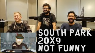 South Park - 20x9 Not Funny - Reaction Review!