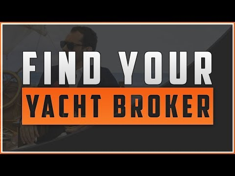 Buying a Yacht with A Yacht Broker
