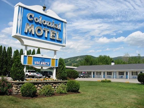 Colonial Motel - North Conway Hotels, New Hampshire