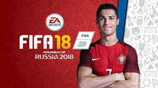 World cup mode in fifa 18 career mode?!?!