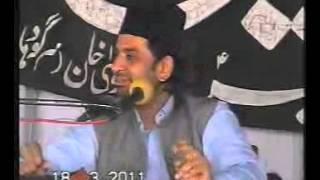 Allama Nasir Abbas-sunni bhi jante haen-majlis at sargodha