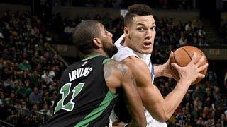 Kyrie Irving 40 Points! Magic Hand Celtics 3rd Loss in a Row! 2017-18 Season