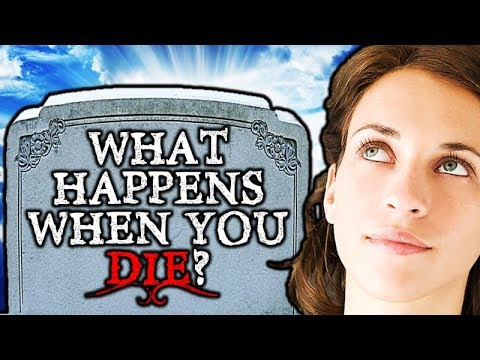 WHAT REALLY HAPPENS WHEN YOU DIE? - You need to know this!