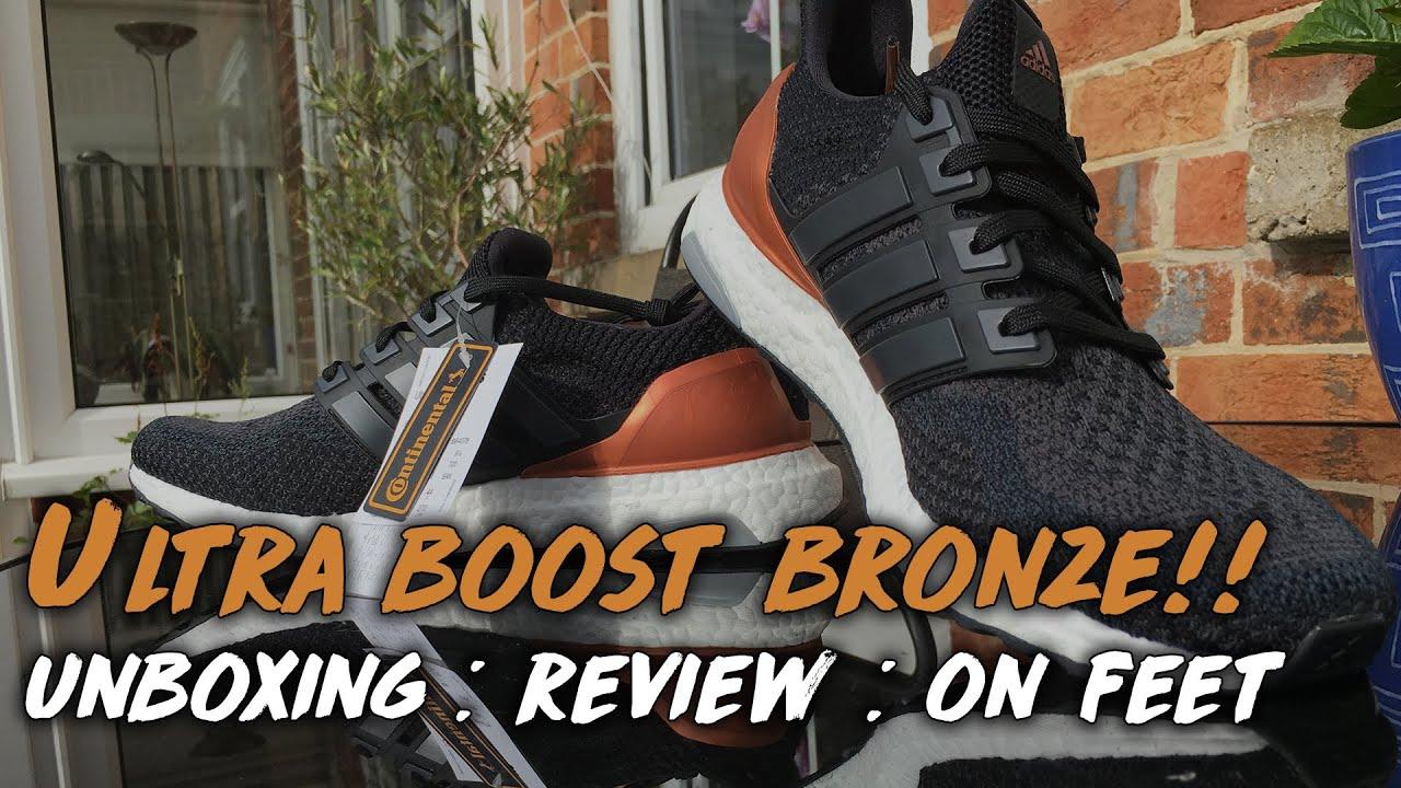 UltraBoost 2.0 'Bronze Medal'