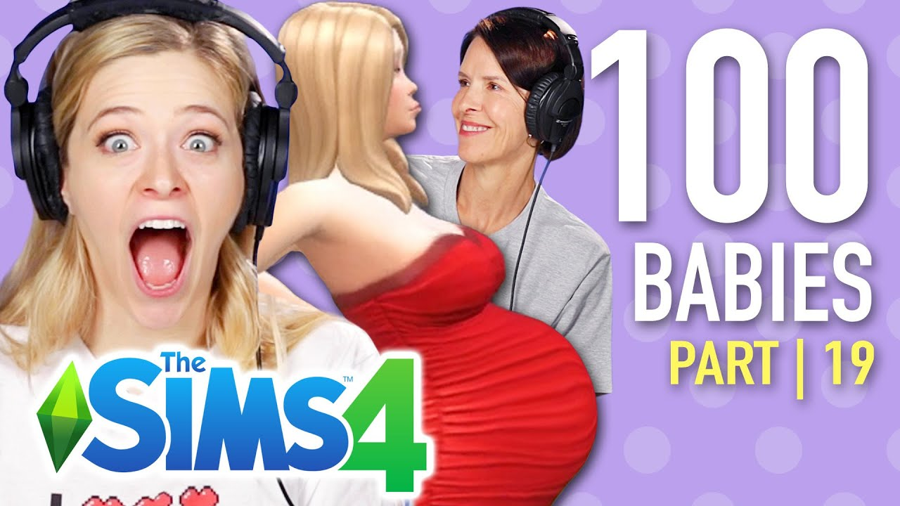 Single Girl's Mom Judges Her In The Sims 4 | Mother's Day Special thumbnail