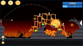 Angry Birds trick or treat 3 Estrellas instancia de parte 2-15