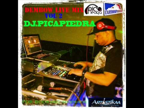 djpicapiedra Dembow Live