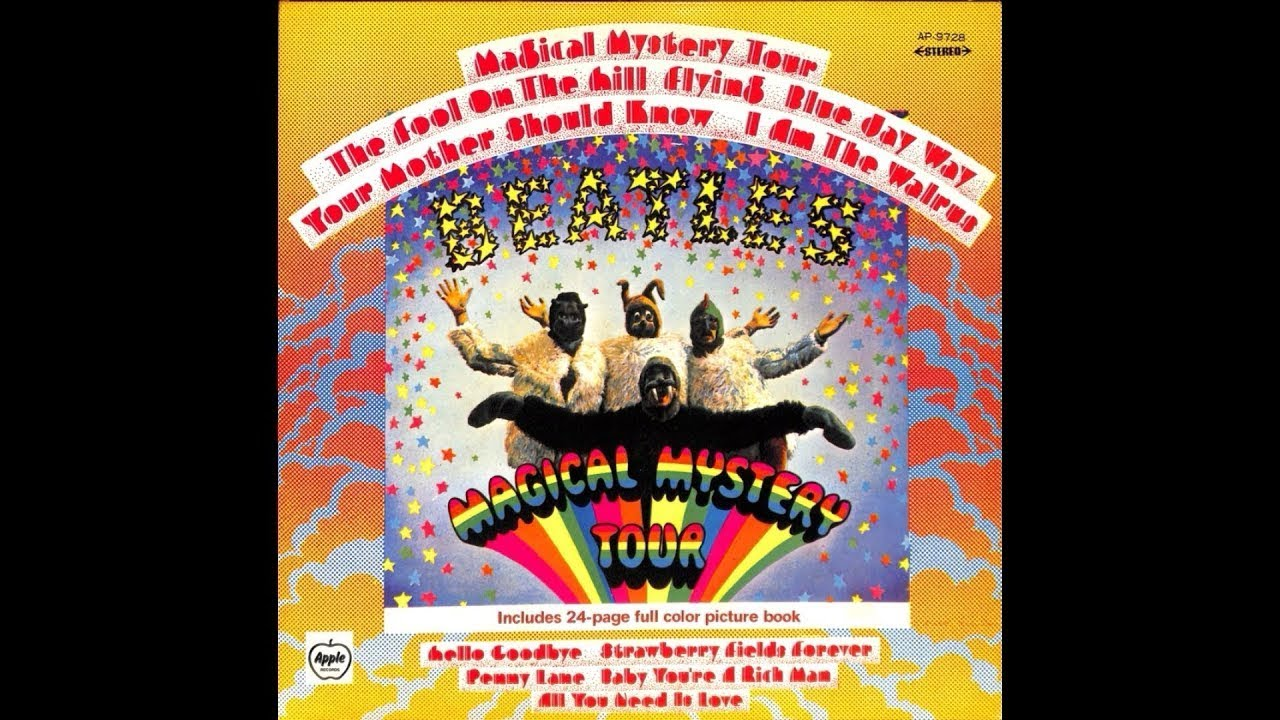 Magical Mystery Tour Youtube