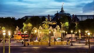 Клип красота Парижа Франция!