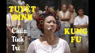 Tuyệt Đỉnh Công Phu | Châu Tinh Trì - Phim Võ Thuật - Hài Hong Kong (1080p, Việt sub)