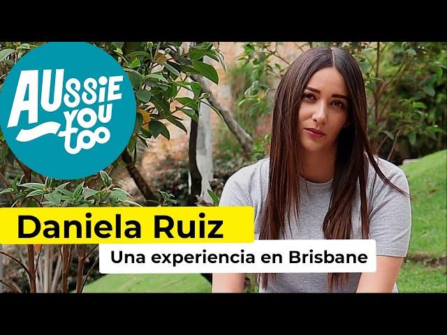 Una psicóloga de Bogotá en Australia - Daniela Ruiz