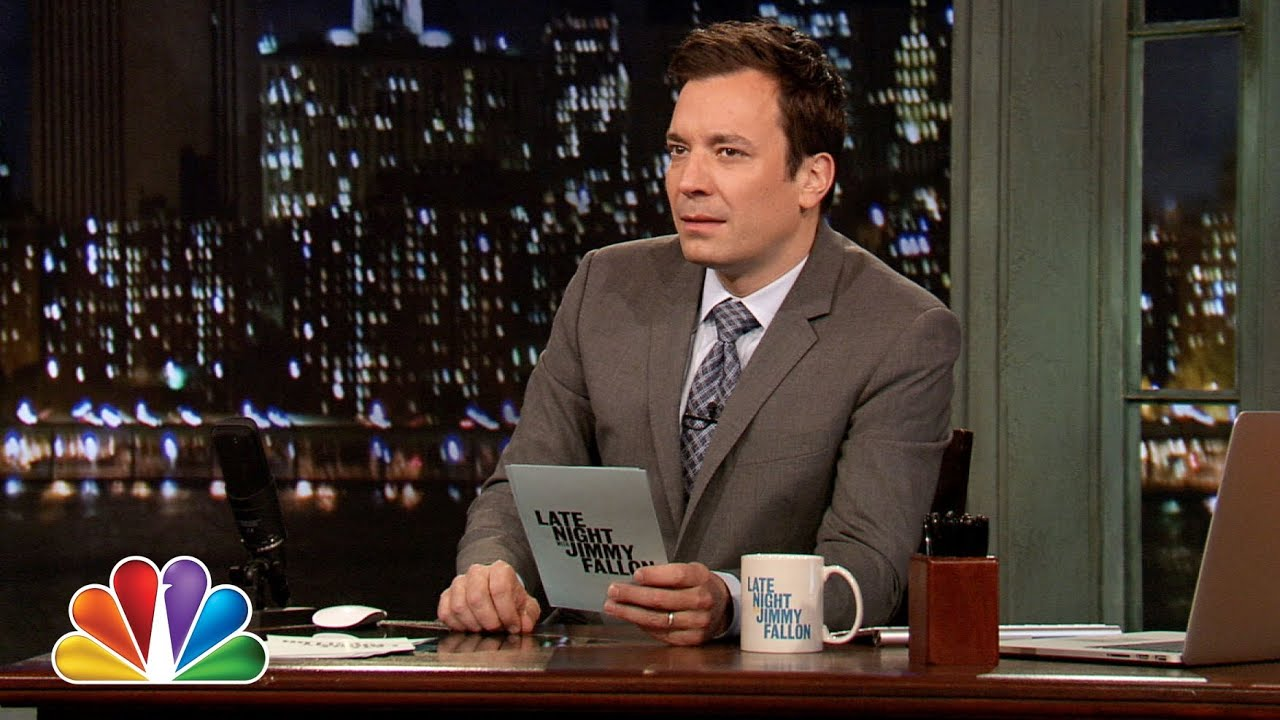 Hashtags: #WorstAdvice (Late Night with Jimmy Fallon ...