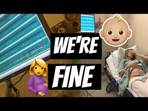 WE'RE FINE ( PREGNANCY UPDATE)