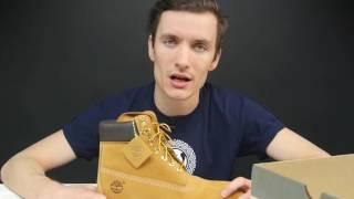 видео Где купить ботинки тимберленды