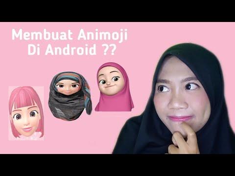 Cara Membuat Animoji Diseluruh Android
