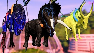 Hello friends! I hope you will like and enjoy this video. Thank you! Only 0,4% of people watching are subscribed :( NEW! HELLBOY T-REX Vs ICEMAN T-REX ...