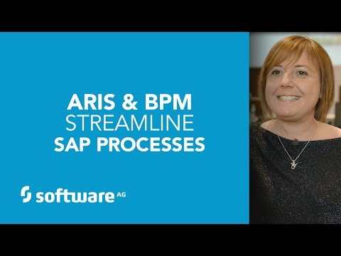 ARIS & BPM Streamline SAP Processes