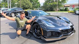 "DID I REALLY ""BUY"" ANOTHER 2019 ZR1?!? I Have a Confession to Make... (BUT DON'T BE MAD!)"