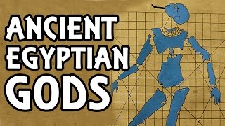 Five Ancient Egyptian Gods And Goddesses