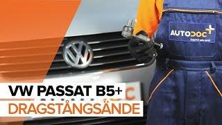 Så byter du dragstångsände på VW PASSAT B5+ [GUIDE]