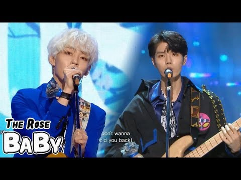 Free Download [hot] The Rose - Baby, 더로즈 - 베이비 Show Music Core 20180421 Mp3 dan Mp4