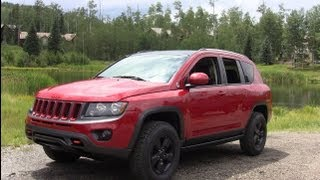 Prototypes Revealed: Slightly Modified Jeep Compass Concept