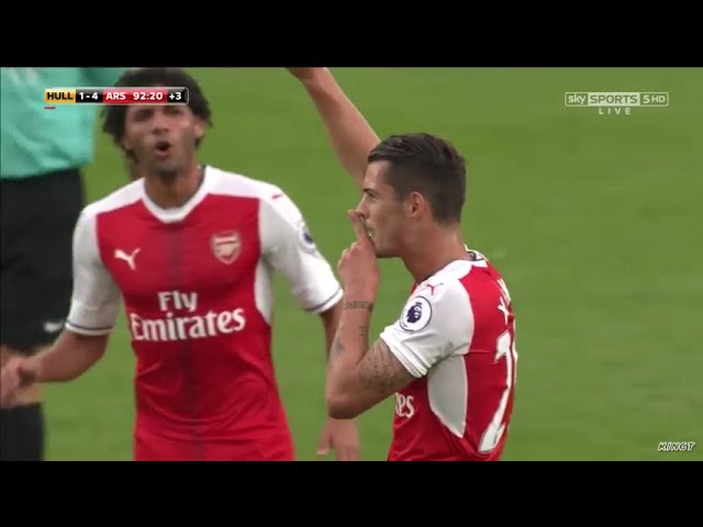 Hull City 1-4 Arsenal | Full Match EXTENDED Highlights 17/9/2016