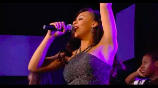 "Nia Sioux Performs ""DJ Fav"" at the High Strung Movie Premiere"
