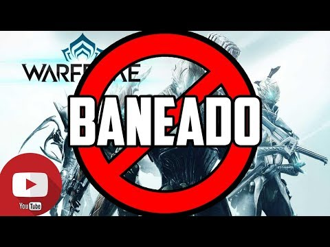 ¿Por qué ya no subo videos de Warframe? | [DE] me ha baneado de manera injusta thumbnail