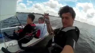 Dart 18 Catamaran Sailing @ Elburg