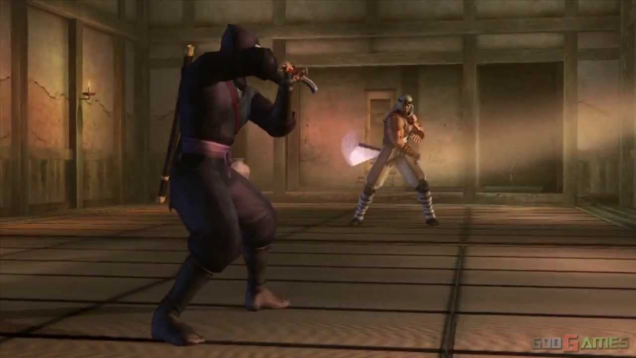 Ninja Gaiden Black Gameplay Xbox Hd 720p Youtube