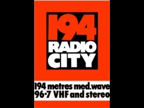 Radio City Liverpool Vintage Jingles