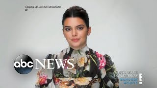 Kendall Jenner opens up about anxiety: 'Sometimes it's out of your control'