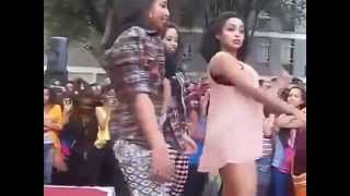 vuclip Sexy Ethiopian Highschool Girls Dancing By Beyonce and Sage The Gemini Music