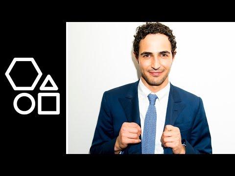 Zac Posen: From Draping to Making | AOL BUILD