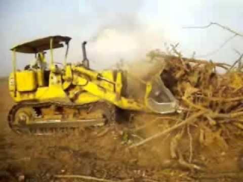 Tractor CAT 951C (รถแทรกเตอร์ CAT 951C ของมหาแซม)