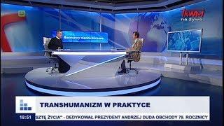Rozmowy niedokończone: Transhumanizm w praktyce